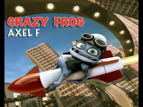 Crazy Frog - Axel F (Club Instrumental Remix)