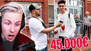 Das 45,000€ OUTFIT!!! 😡😡 Wie viel ist dein OUTFIT WERT React!