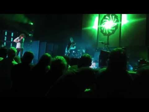 "Soundgarden ""Outshined"" recorded by Meddle Earth outside PDX on 2014-08-29"