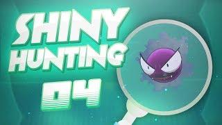 Shiny hunting de Gastly #04 - Pokemon Let