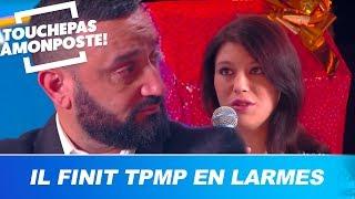 Cyril Hanouna touché par l'histoire de Natasha : il finit TPMP en larmes