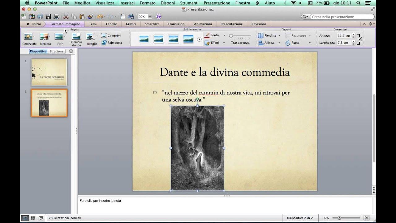 tutorial power point  creare rapidamente una presentazione
