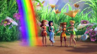 Pixie Hollow Preview - Rainbow