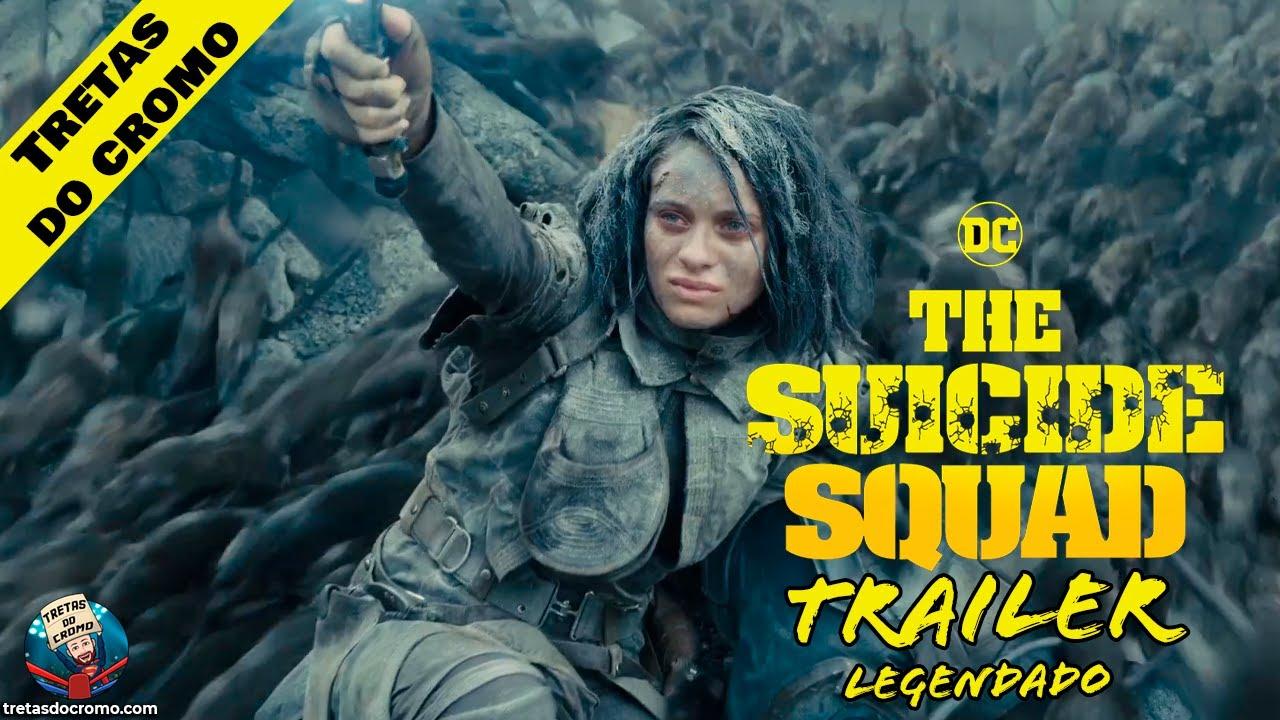 Esquadrão Suicida ganha segundo trailer