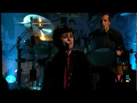 Green Day - Wake Me Up When September Ends (Live@Storytellers 2005)