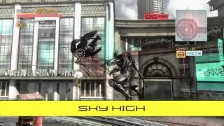 Metal Gear Rising Skill Upgrades Trailer