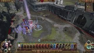 Zagrajmy w Total War: Warhammer 2 (Vlad von Carstein) part 24