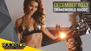 Rockstar Energy Transworld Model Shoot | Jessica Vargas