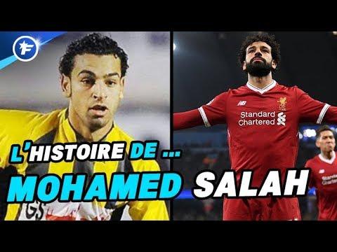 Le fabuleux destin de Mohamed Salah, des sacrifices de son enfance à son statut d'icône mondiale