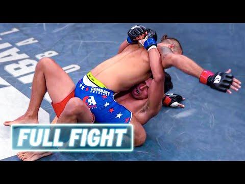 North American Battle I Daniel Sanchez vs Eric Alequin I COMBATE GLOBAL