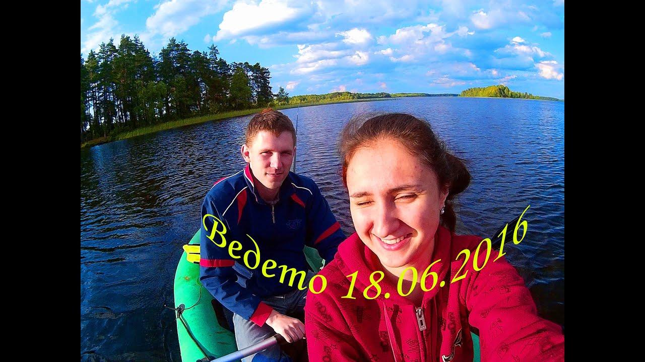 Рыбалка в Витебской области. озеро Ведето. Рыбалка в Полоцком районе. Рыбалка на поплавок в Беларуси