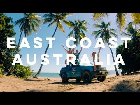 BACKPACKING AUSTRALIA'S EAST COAST | WORKING HOLIDAY VISA | GOPRO HERO 3+