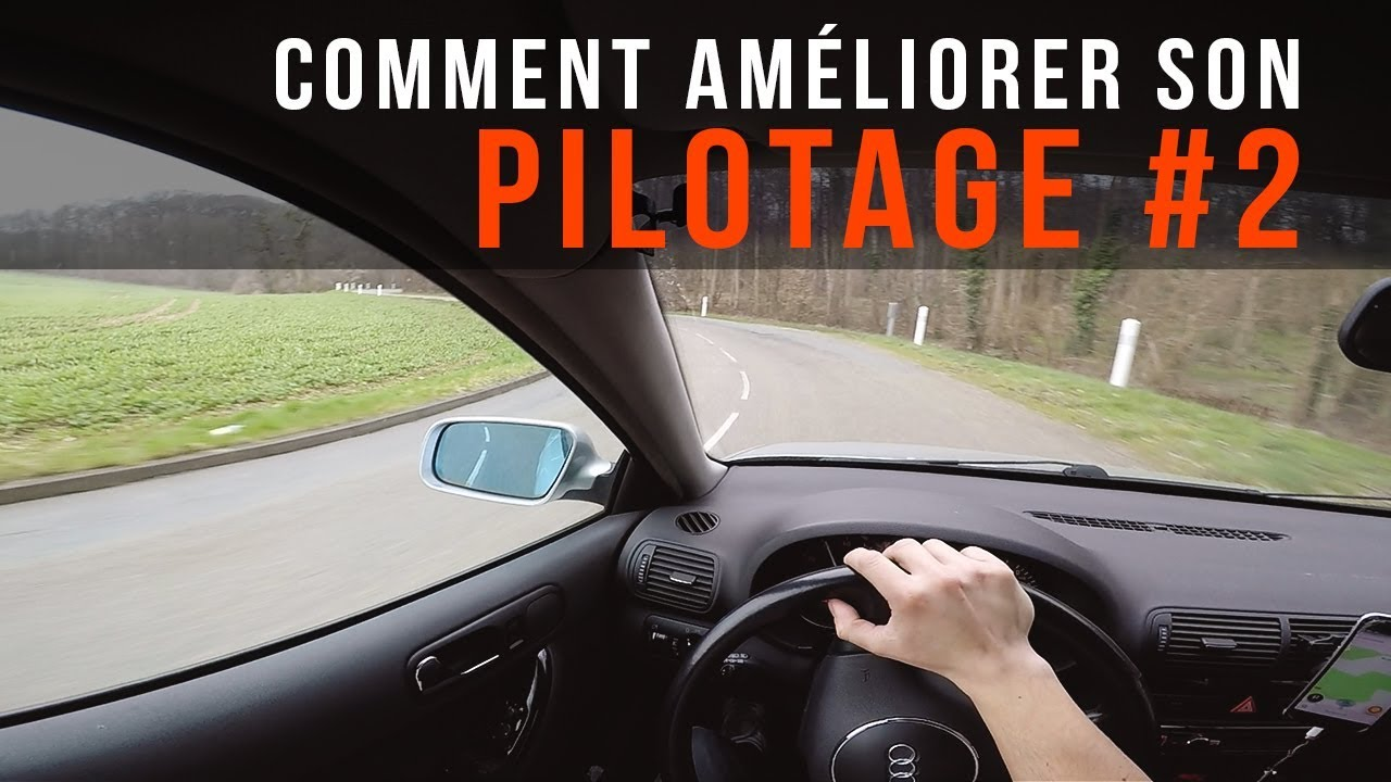 Comment Ameliorer Son Pilotage 2 Beaux Petits Virages En Fin De Video Youtube