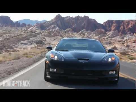 Corvette Fever / Road & Track - 2012 Corvette Review of C6, Z06, Grand Sport and ZR1