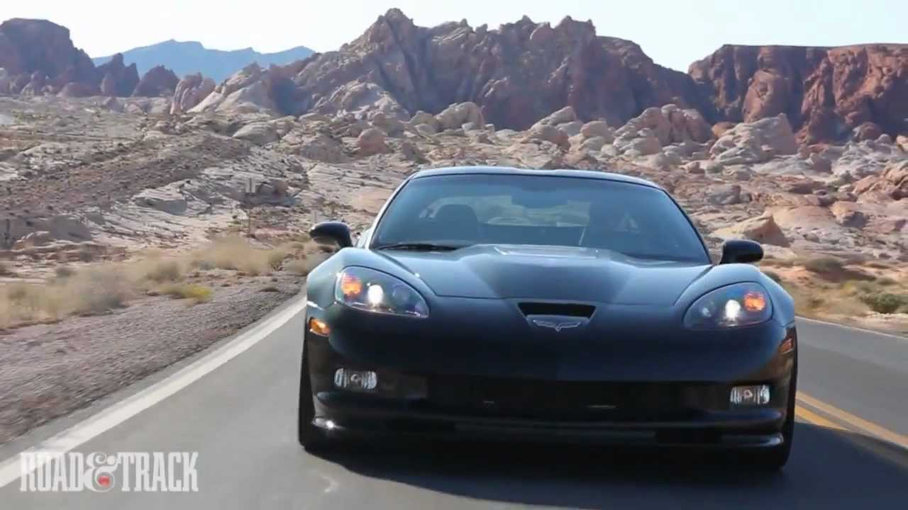 Corvette Fever / Road & Track - 2012 Corvette Review of C6 ...