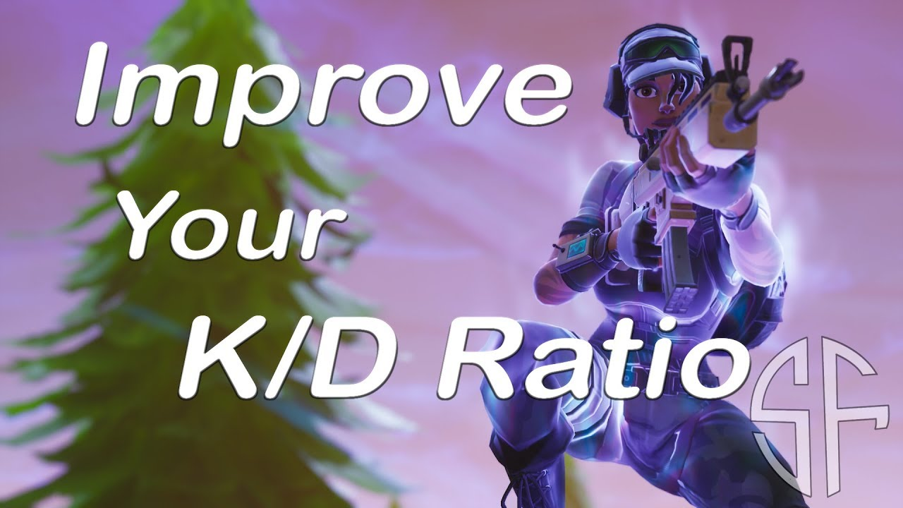 how to find your k d ratio