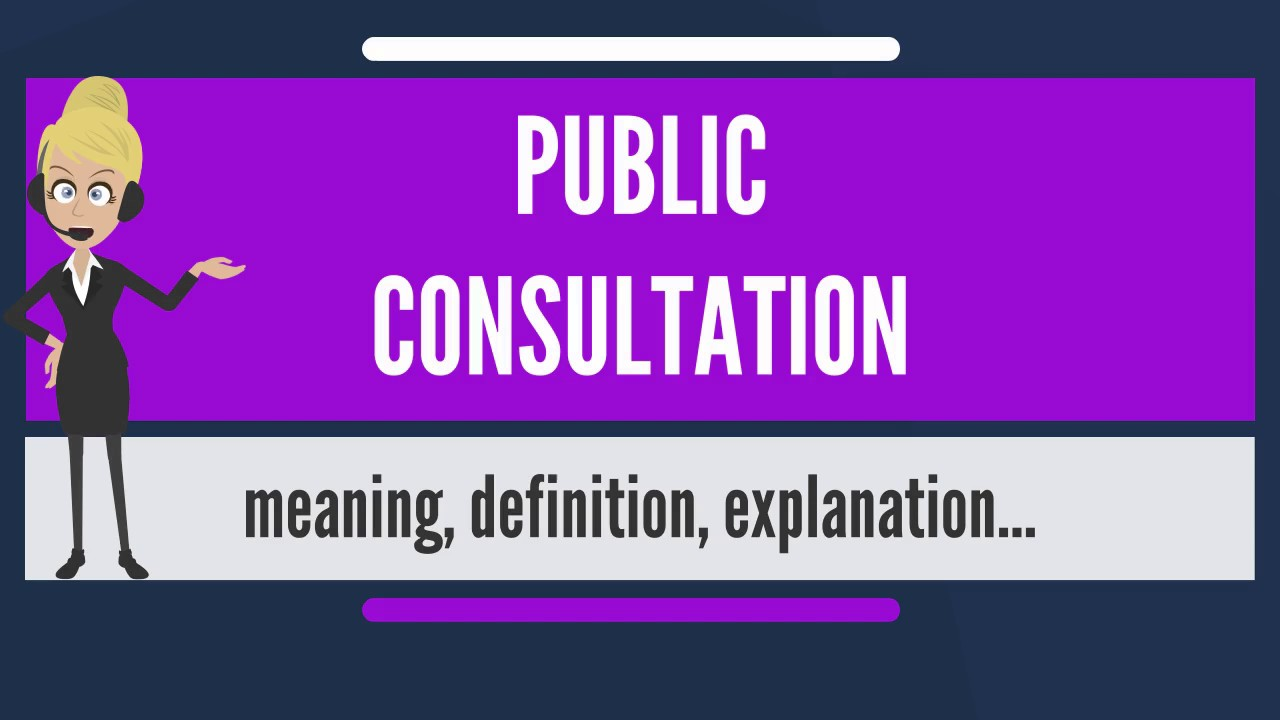 What is consultation? 34