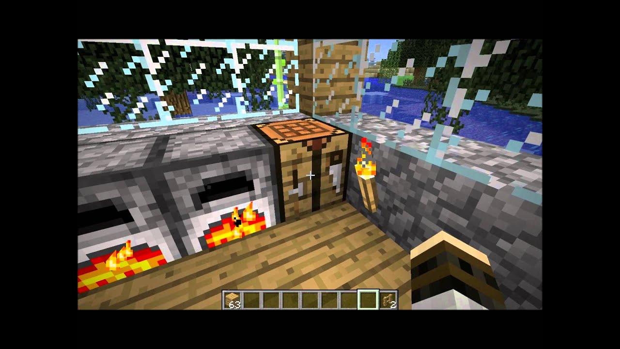 Let S Play Minecraft Zaun Zauntur Craften Youtube