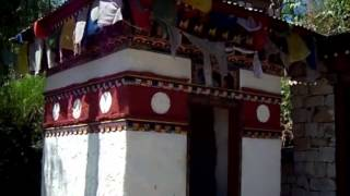 BHOUTAN OCT 2012