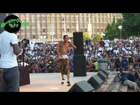 Wiz Khalifa@Boston City Hall Plaza (Marco Loco Films)