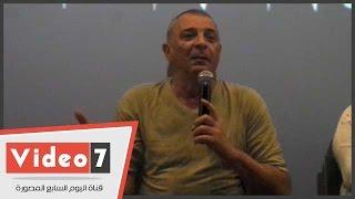 محمود حميده : محمد خان هو من علمنى السينما