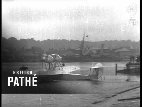 New Flying Boat (1929)
