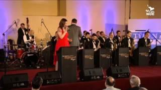 Pár nôt- Zuzana Vlčeková(SK) & Golden Big Band Prague (CZ)