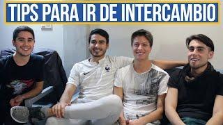 Consejos para irte de intercambio |España