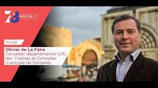 7/8 Politique – émission du 10 février 2017 avec Olivier de La Faire (LR)