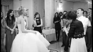 Лара Шум ведущая на свадьбу