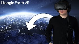 ZWIEDZAMY WASZE MIASTA! (Google Earth VR #1)