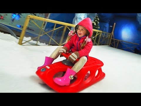 Indoor playground for kids and Family Fun activities with Roma and Diana