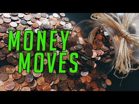 5 Money Moves to Make Right Now || Start Young || Gent's Lounge 2018
