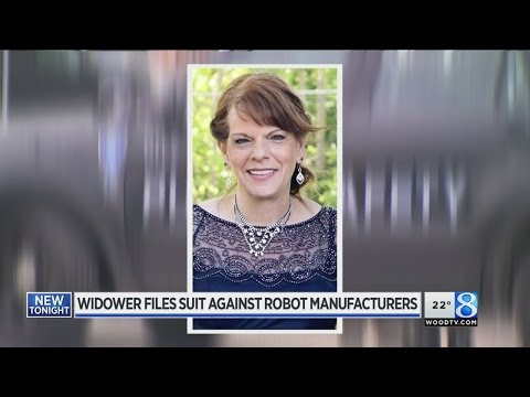 Lawsuit filed after woman killed by robotic equipment