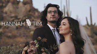 Arizona Wedding Video at Four Seasons Scottsdale • Destination wedding video