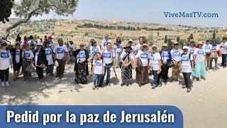 🔥 La Importancia de Orar por La Paz de Jerusalén según la Biblia | Palabra de Sabiduría