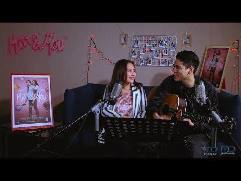 Prilly Latuconsina & Maxime Bouttier - Secara Cinta (Acoustic Ver.) | OST Matt & Mou
