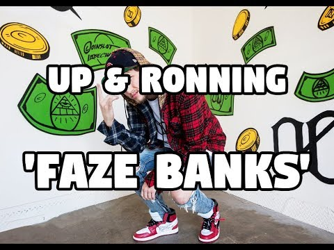 Up & Ronning - The FaZe Banks Interview