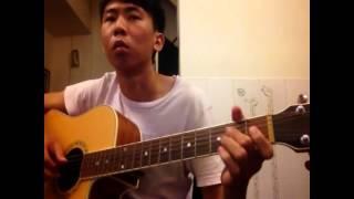 我不願讓你一個人-簡單易學木吉他演奏編曲
