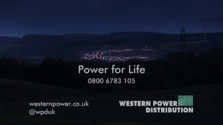 Power for life TV advert