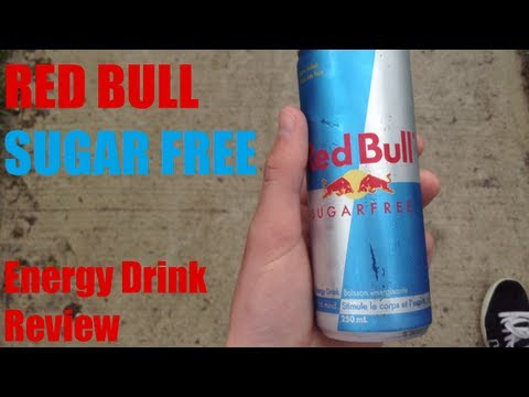 Energy Drink Review #87 - Red Bull Sugar Free