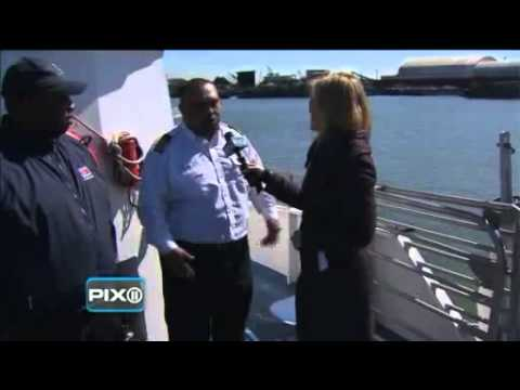 Captain Mohamed Gouda - 2nd Interview after Hudson River Rescue on 04/06/2012