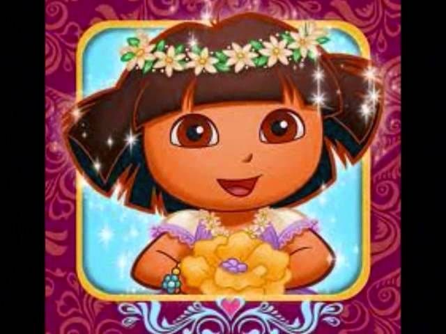DORA EXPLORADORA - FELIZ CUMPLEAÑOS - HAPPY BIRTHDAY (ingles y español) Travel Video