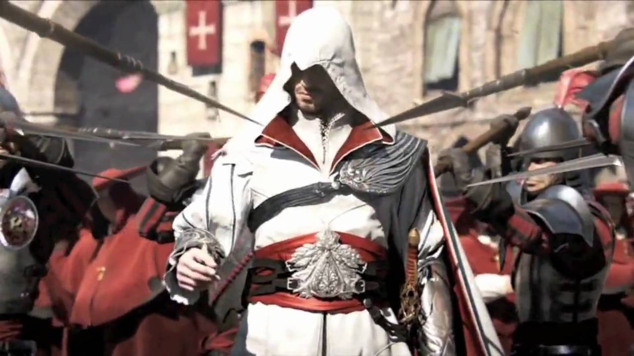 Assassins Creed Brotherhood- E3 Trailer - YouTube