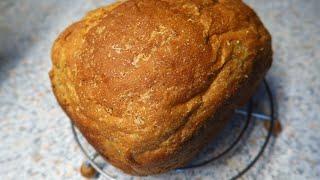 ХЛЕБ в Хлебопечке РЕЦЕПТ Хлеба с овсяными хлопьями и яблоком