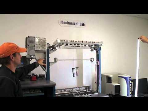 Minnesota Wire- Flex Tester - YouTube