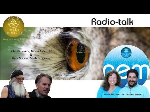 BILLY TK SENIOR New Earth radio talk