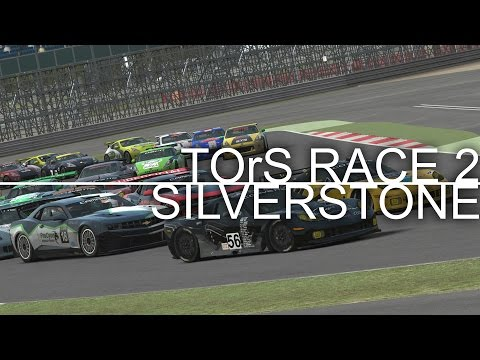 Tim's Offline rF2 Series Race 2 - Silverstone HIGHLIGHTS with COMMENTARY