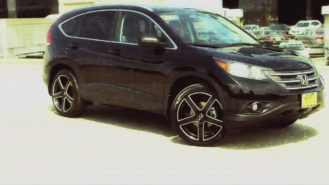 Keyes Woodland Hills >> RAMINIZED SERIES: Custom 2014 Honda CR-V - Keyes Woodland ...