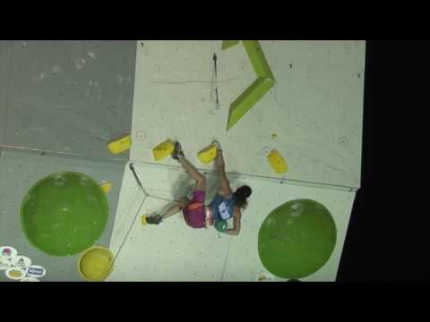 IFSC Lead World Cup Arco - Rock Master 2016, Final, Anak VERHOEVEN